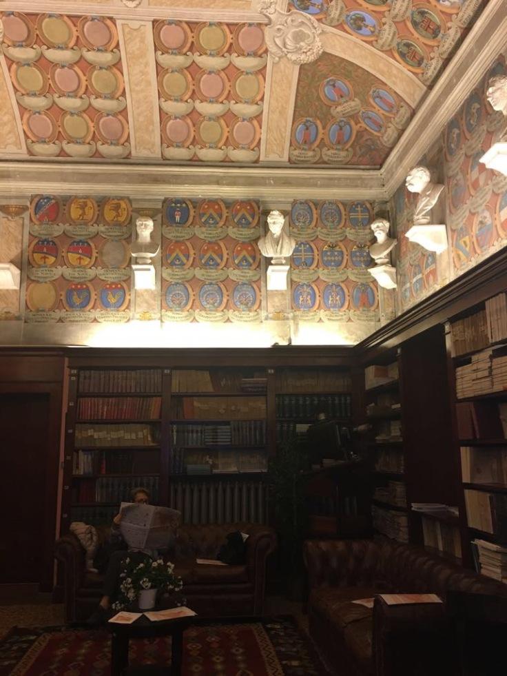 Bologna Library 3
