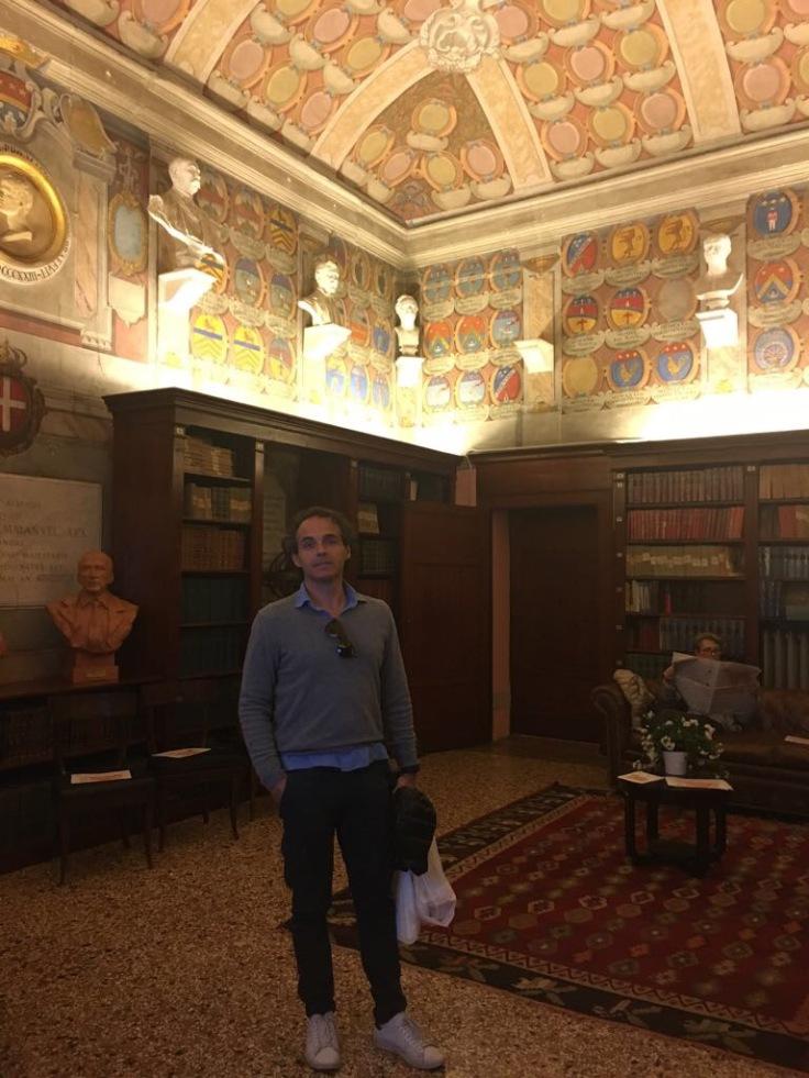 Bologna Library